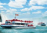 Luxury Coach Tour of Niagara Falls with Boat & lunch from Mississauga