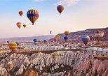 Cappadocia Balloon Flight Over the Red Valley