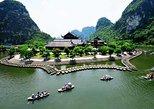 Full-Day Bai Dinh Pagoda and Trang An from Hanoi