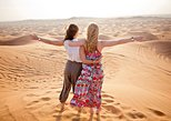 Dubai afternoon Desert Safari (Kids friendly )
