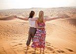 Dubai afternoon Desert Safari (Kids friendly )