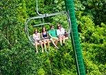 Mystic Mountain Sky explorer and Canopy Zip Line