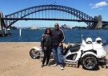 Sydney Scenic Trike or Harley Davidson Tour