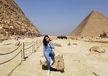 Africa & Mid East - Egypt: airport pick up Giza pyramids tour drop off giza cairo hotel or back to airport
