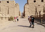 2 days luxor east bank(karnak,luxor temple),west bank(Hatsheput,king valley)