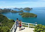Angthong National Marine Park Day trip by Speedboat from Koh Samui