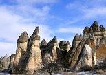 Cappadocia Fairy Chimneys Tour with Luch