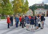 Ljubljana's Attractions and Art Walking Tour