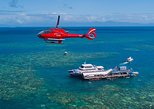 Great Barrier Reef Cruise to Moore Reef Pontoon and Return Helicopter Flight from Cairns