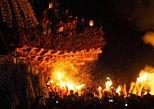 Jan 15th Only Tour: Nozawa Fire Festival & Snow Monkey from Hakuba & Nagano