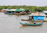 3-Hour Guided Floating Village Boat Tour in Siem Reap
