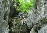 Canyoning on Dambovicioara Gorges from Brasov