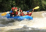 Central America - Costa Rica: Ziplining and Whitewater Rafting Combo Tour