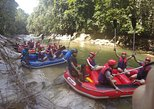 Gopeng Rainforest White Water Rafting Day Trip