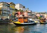 Ganztägige Tour in kleiner Gruppe durch Porto mit Weinprobe und Bootstour auf dem Fluss Douro