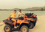 One Day Beach Tour: ATV and Sailing Catamaran at Flamingo Beach