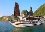 Bai Tu Long Bay Cruise From Hanoi Included transfer, kayak, cave, meals,All fees