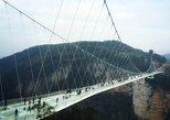 Zhangjiajie Grand Canyon and Glass Bridge