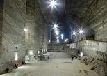 Salt Mine, Mud Volcanoes, and Wine Tasting Private Day Tour from Bucharest