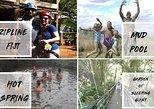 Adventure Tour - Zipline, Mud Pool, Hot Springs & Garden Of The Sleeping Giant