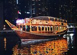 Dubai Evening Dhow Cruise Dinner With Pick-Up And Drop-Off