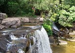 Kbal Chhay Waterfall and Sihanouk Ville City Tour