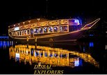 2 Hour Creek Dhow Cruise with Dinner in Dubai