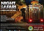 Cosmo Bali Private tour- Bali Safari & Marine park night Safari Package