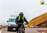 Excursão de bicicleta para grupos pequenos em Ollantaytambo até Abra Malaga. Cusco, PERU
