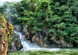 Central America - Belize: Jungle Pontoon Waterfall Adventure Tour