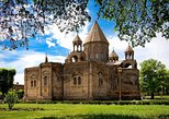 Europe - Armenia: Group Tour: Echmiadzin (Cathedral, Treasury and churches), Zvartnots temple