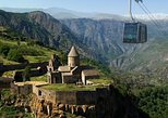 Noravank, Karahunj, and Tatev with Cable Car from Yerevan