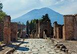 Pompeii and Vesuvius Guided Tour from Positano