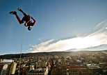 Urban Rush: Building Rappel in La Paz