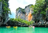 Phang Nga Bay Canoeing & James Bond Island Big Boat Tour