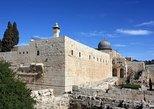 Underground Jerusalem and City of David Tour from Jerusalem