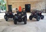 Cenote, ATV, Bikes and Swimming in suburban Cancun jungle, great value!