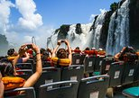 South America - Argentina: Iguazu Falls Tour, Boat Ride, Train, Safari Truck