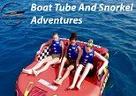 Inner Tube & Snorkle Adventures for Cruise Ships