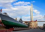 Walking Tour to the City of Vladivostok with Visiting Submarine Museum or Observatory