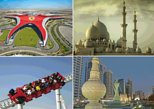Abu Dhabi City and Ferrari World full day tour