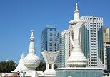 Abu Dubai City Tour and Dubai Marina Cruise Dinner