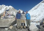 Everest Base Camp Heli Trek 10 Days: Trek up and Helicopter back from Base camp