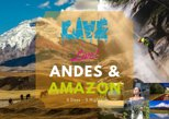 6 Days Andes & Amazon Ecuador Tour | From Quito to Andes & Discover the Jungle