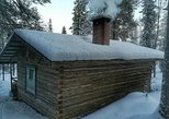 Wilderness cabin night tour