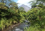 Combo Tour: Hanging Bridges, La Fortuna Waterfall, Arenal Volcano Hike and Paradise Hot Springs