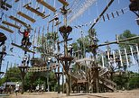 Wild Blue Ropes Adventure Park Challenge Course