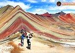 Excursão de Montanha Arco-Íris. Cusco, PERU