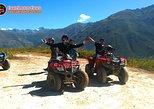 Excursões tradicionais do ATV de Cusco (Cuatrimotos). Cusco, PERU
