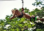 Amazing Combo - Zipline Cenote ATV Horseback riding and Fajita Lunch